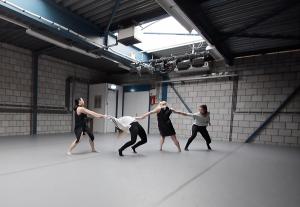 Léa Ambroise, Dance in Art